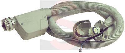 Aquastop con tubo 1600mm lavadora bauknecht ignis whirlpool - Lavadora bauknecht ...