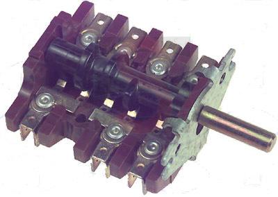 Selector horno electrico balay lynx 4h 173 4 pos con for Hornos empotrados electricos balay