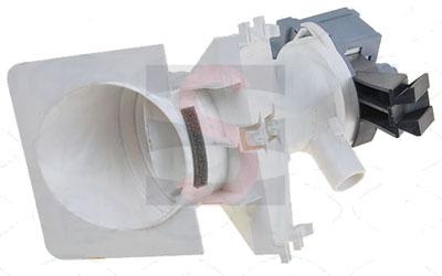 Bomba lavadora bauknecht ignis whirlpool 481231028144 - Lavadora bauknecht ...